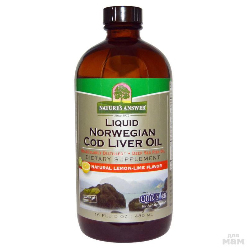5ca424a99 O óleo de peixe é derivado do fígado de bacalhau que vive nas águas frias e  limpas do Atlântico Norte. A quantidade de DHA + EPA em uma colher de chá  (5 ml) ...